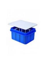 Распаячная коробка для скрытой проводки 118х96х70