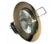 Светильник потолочный  MR16 G5.3 5 античное золото DL307