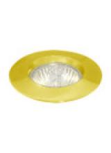 Светильник потолочный MR16 G5.3 золото DL307