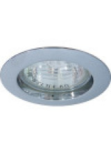 Светильник потолочный MR16 G5.3 50W хром DL307