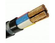 кабель бронированный ВБбШв 4*25