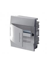 Электрический щит ABB Mistral41 8м белая дверь в нишу