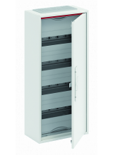 Шкаф 48 М навесной IP44, 650x300x160 и винтовыми клеммами N/PE CA14VZRU