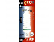 лампа энергосберегающая спираль 85вт Е40