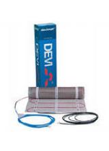 DSVF-150 DEVI Одножильный нагревательный мат 2м мощность 300 Вт