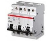 ABB автоматический выключатель 3 полюсный S803 100А 25кА