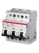 ABB автоматический выключатель 3 полюсный S803 125А 25кА