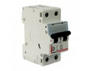 автоматический выключатель legrand 2 полюса 16 A 2M  тип С 16 A 407277