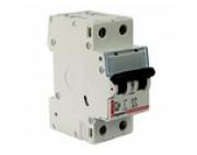 автоматический выключатель legrand 2 полюса 50а 2M  тип С 407282