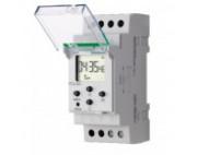 реле времени программируемые PCZ-522 двухканальное 24-264в F&F