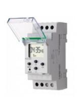 реле времени программируемые PCZ-525 одноканальное 24-264в F&F