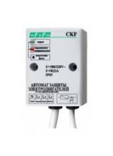 защита электродвигателей CKF (монтаж)