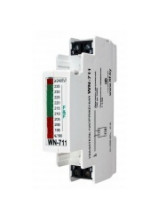 указатели напряжения тока F&F WN-711 230в