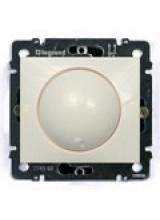 Legrand Valena Светорегулятор поворотный 40 - 400 Вт Белый 770061