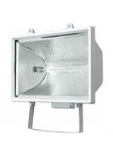 Прожектор галогенный 1000W 230V R7S с лампой, белый, 275*150*305мм
