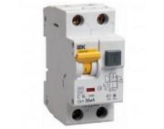 Дифференциальный автомат IEK 2п 20а 30 м.а АВДТ 32