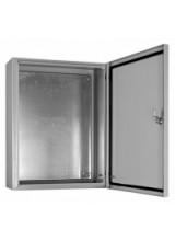 Щит металлический герметичный ЩМП 01 IP54 (400*220*155)