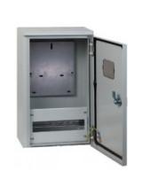 Щит металлический герметичный ЩРУ 1н-12 IP54 (400*300*155)