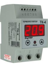 Терморегулятор ТК-4 (одноканальный) DigiTop