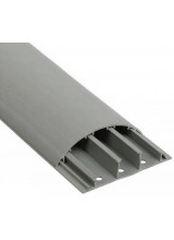 Кабель-канал напольный 70x16 серый