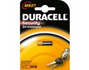 Батарейка А23 DURACELL MN27