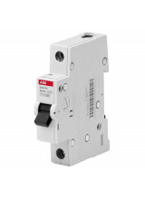 Автоматический выключатель ABB Basic M 1p 20a 4.5 ka BMS411C20