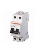 Автоматический выключатель ABB S202 63a 6ka