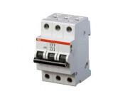 Автоматический выключатель ABB S203 20a 6ka