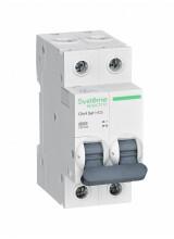 Автоматический выключатель Schneider electric EASY 9 2П 63А С 4,5кА 230В