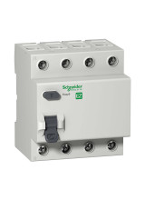 УЗО Schneider electric 4П 25А 30мА AC 230В