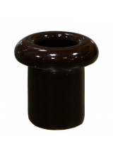 BIRONI втулка коричневая пластик