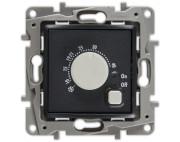 Legrand ETIKA терморегулятор антрацит 672630