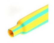 Термоусадка ТТУ 4/2 желто-зеленая