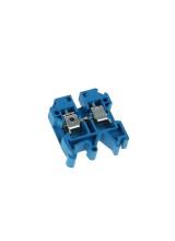 Клемма ЗНИ-10 мм.кв. синий (YZN10-010-K07)