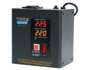 Стабилизатор релейный навесной VOLTRON PCH-500Вт ( вольтрон ) черный
