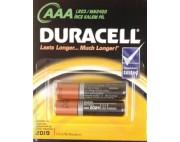 Батарейка мизинчикова DURACELL AAA