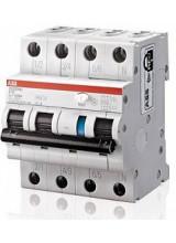 Диф автомат ABB DS203NC C32А A/C 30MA