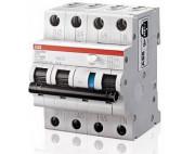 Диф автомат ABB DS203NC C10а  A/C 30ma
