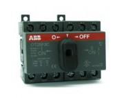 ABB (АББ) Рубильник-переключатель