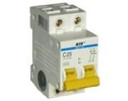 Автоматический выключатель IEK 2п 6А ВА 47-29