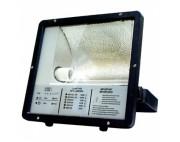 Прожектор металлогалогенный 400W  E40 IP65 симметричный с пускателем, черный, 415*150*483мм