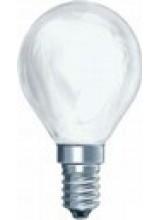Лампа накаливания шарик матовая 60Вт E27