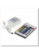 Контроллер для светодиодной ленты (с возможностью регулировки яркости) 216 вт