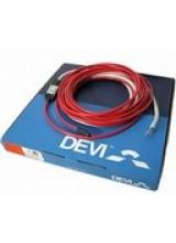 DTIP-18 DEVI Двухжильный экранированный нагревательный кабель 37 м, мощность 680 Вт