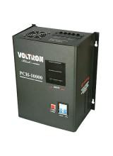 Стабилизатор релейный навесной VOLTRON PCH-10000 ( вольтрон )   черный