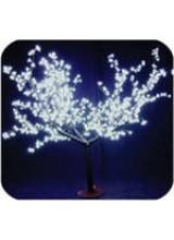 Светодиодное дерево Сакура белый ,высота 1,5м ,864 диода,с трансформатором (диаметр-1,4м)