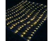 Светодиодная гирлянда сеть 2*3м,желтый