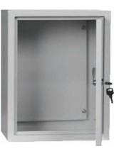щит металлический герметичный ЩМП06 IP44 с окном 500Х400Х155